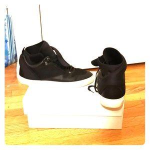 Balenciaga pelle gomm sneakers